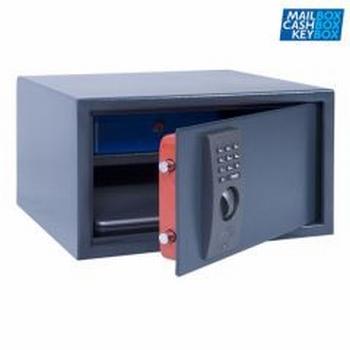 Safebox, voor documenten en kostbaarheden  per stuk